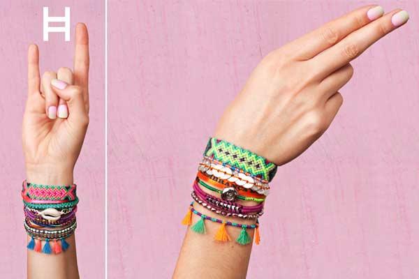 Mode Musthaves Zomer 2013 - Hipanema Armbanden