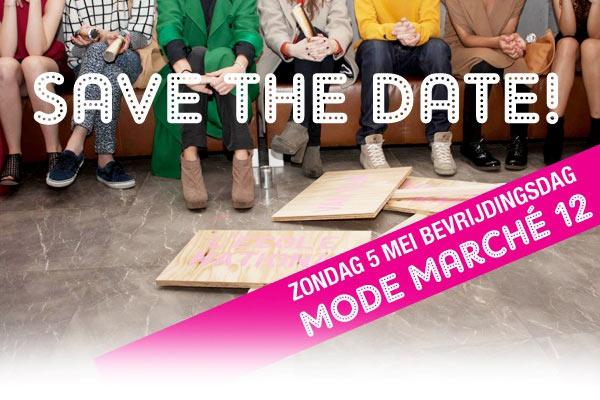 Shopping Tip: Mode Marché Rotterdam op zondag 5 mei