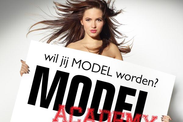 Geen lerares, maar Model worden bij Pabo!