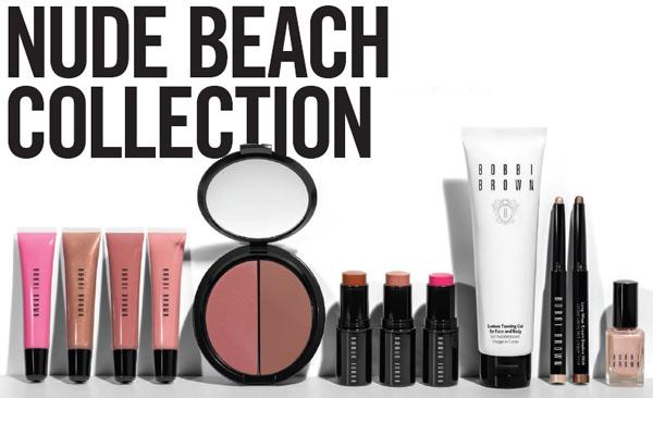 Zomerse Make-up: Bobbi Brown Nude Beach Collection