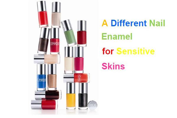 Clinique introduceert nagellak voor de gevoelige huid