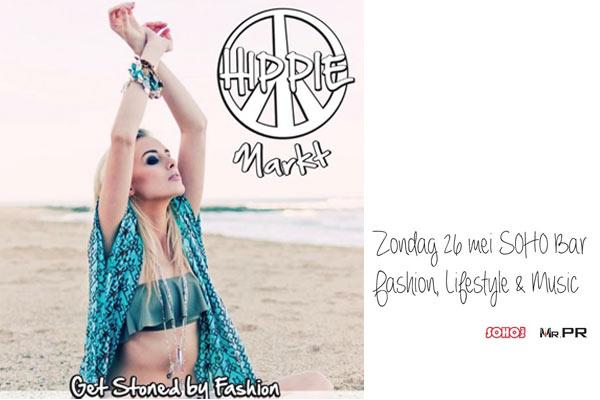 Ibiza Hippiemarkt @ SOHO Bar Rotterdam - Love Peace & Happiness