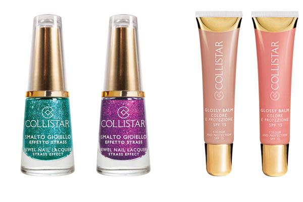 Collistar Bronze Look 2013 - nails & lips