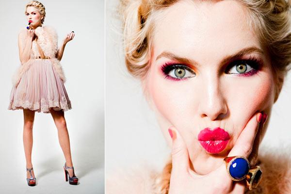 Make-up Inspiratie SS13: Bohemian Look bij Inglot - 2