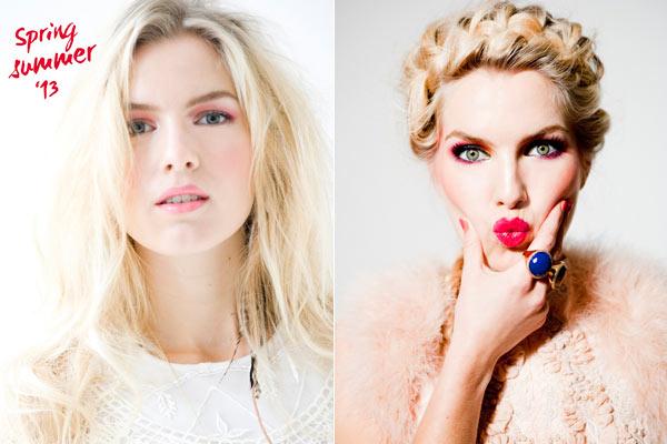 Make-up Inspiratie SS13: Bohemian Look bij Inglot