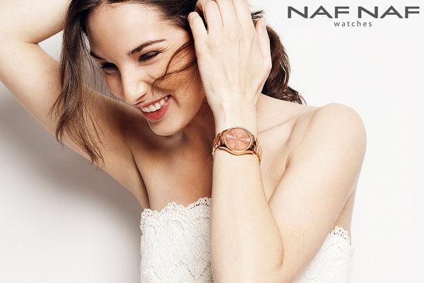 Naf Naf horloges ter ere van 40e verjaardag