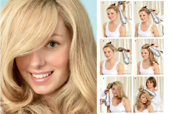 Haartrends Zomer 2013: The Bouncy Blowdry