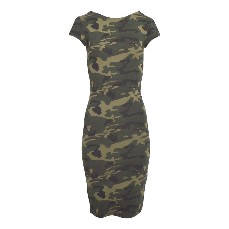 classy-army-dress