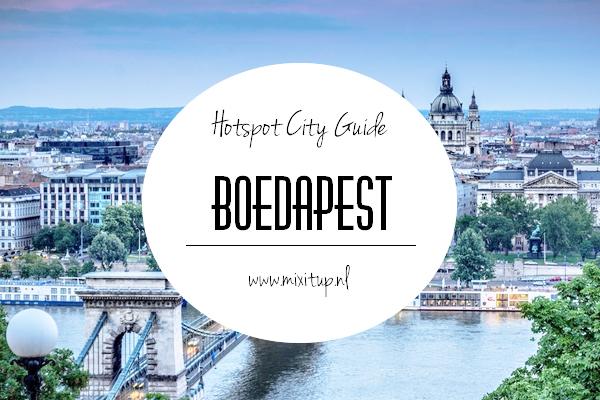 city guide hotspots boedapest
