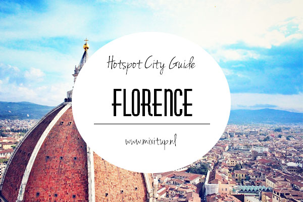 city guide hotspots florence