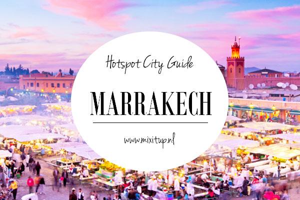 city guide hotspots marrakech