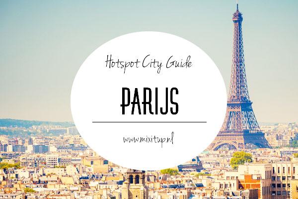 city guide hotspots parijs