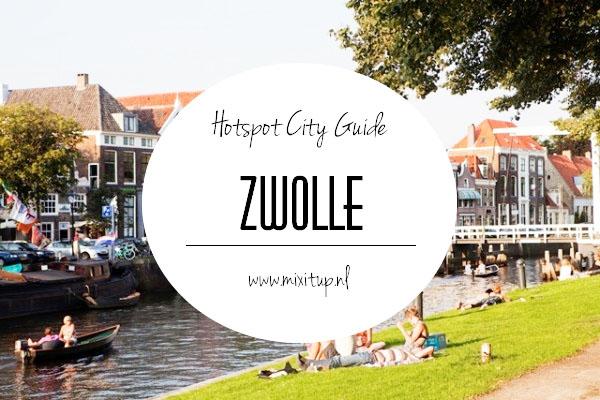 city guide hotspots zwolle