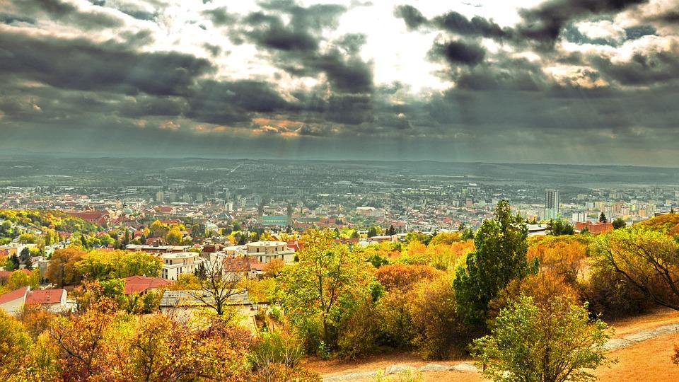 citytrip herfst