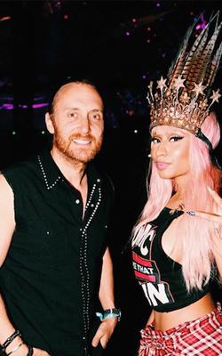 David Guetta & Nicki Minaj