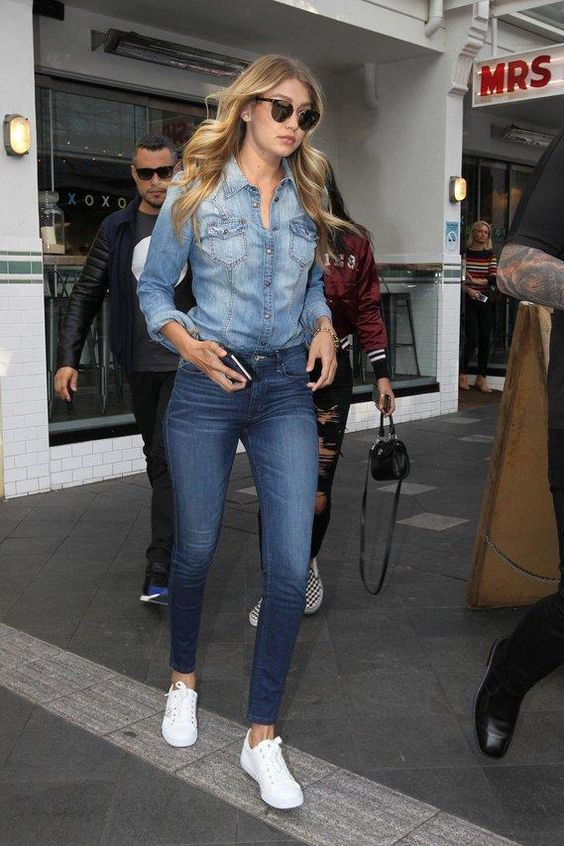 gigi hadid steal the style