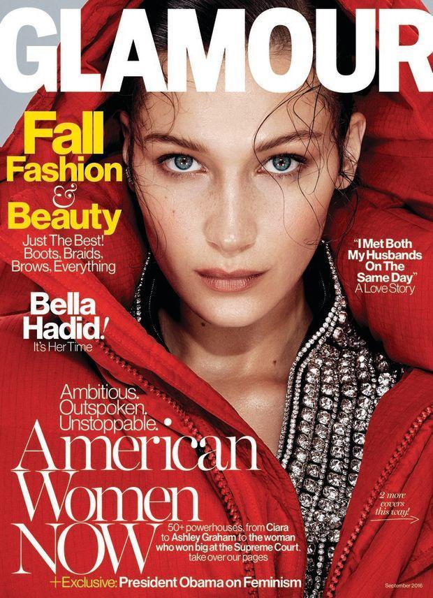 glamour tijdschrift