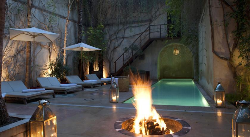 hotspots marrakech