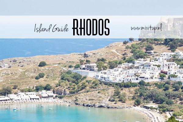 island guide rhodos