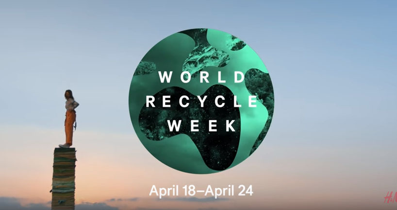 recycle week h&m