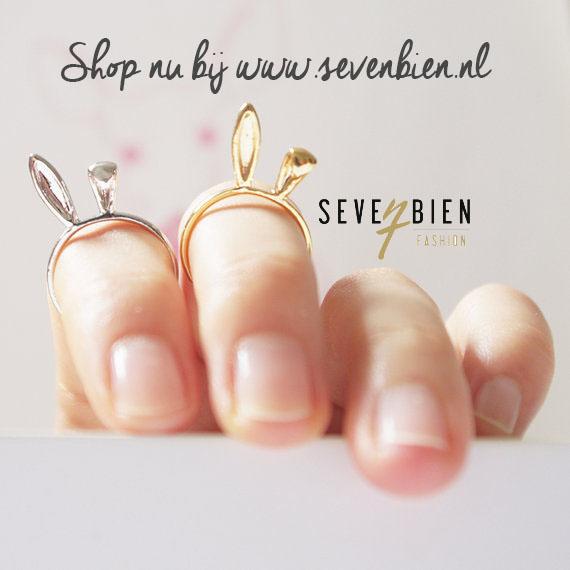sevenbien ring bunny