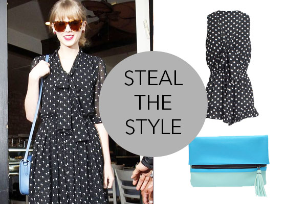 steal the style taylor swift