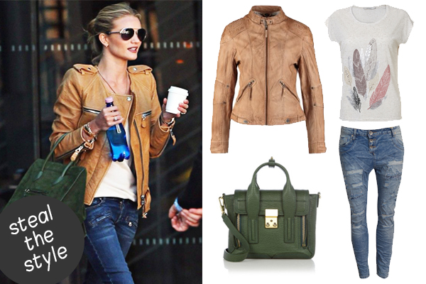 Steal the Style: Rosie Huntington - Whiteley