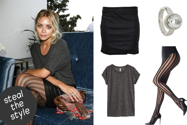 Steal the Style: Ashley Olsen