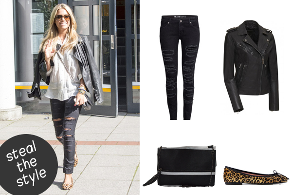 Steal the Style: Sylvie Meis