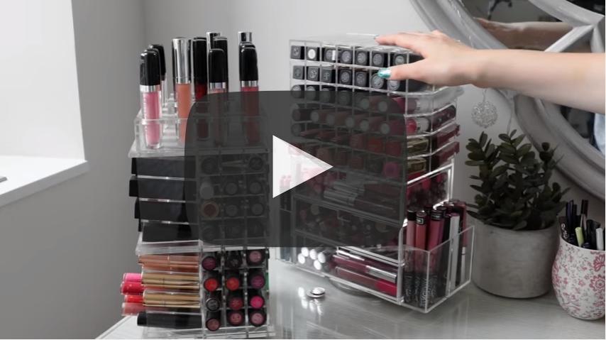video make-up organiseren