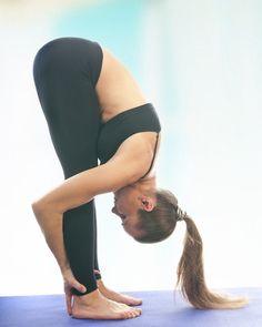 Staande yoga oefeningen